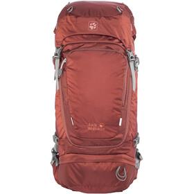 Jack Wolfskin Orbit 34 Backpack redwood